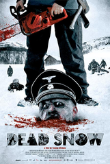 Poster Dead Snow D&oslash;d sn&oslash;