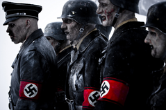 Screenshot Dead Snow (D&oslash;d sn&oslash;, 2009)
