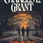 Jacket cover Stunts by Charles L. Grant