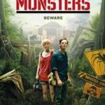 Poster DVD Cover Monsters (2010)