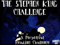 Button The Stephen King Challenge